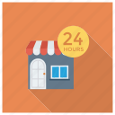market, online, shop, shopping, store icon