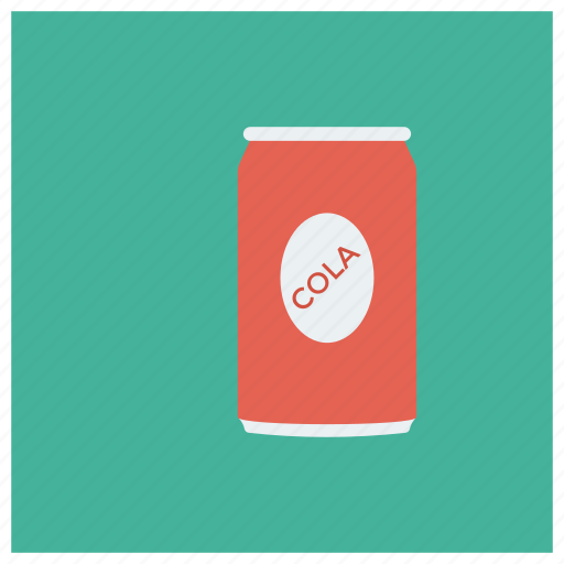 Beverage, can, cocacola, coke, cola, drink, soda icon - Download on Iconfinder