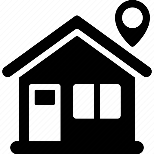 home, house, location, sale icon