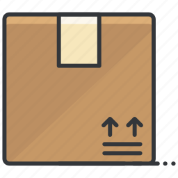 box, ecommerce, finance, package, shop, shopping icon