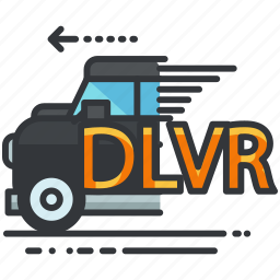 delivery, ecommerce, finance, shopping, transportation icon