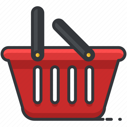 basket, ecommerce, finance, shop, shopping icon