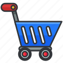 cart, ecommerce, finance, shop, shopping icon