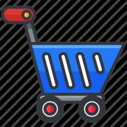cart, ecommerce, finance, shop, shopping icon