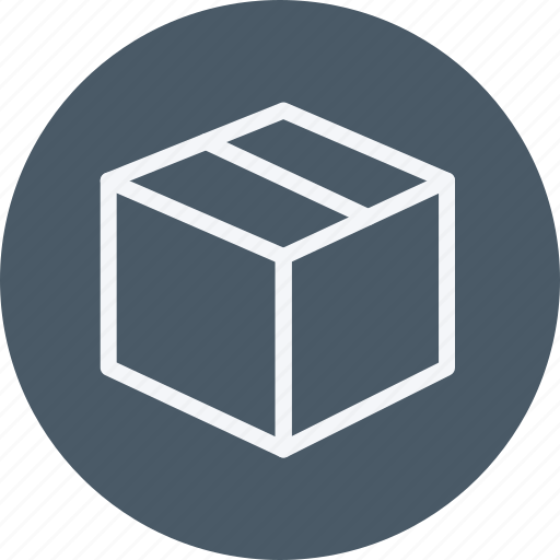 basket, box, gift, online, package, parcel, shopping icon