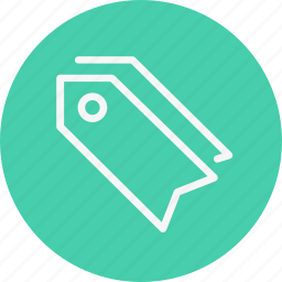 currency, finance, payment, price, sale, shopping, tag icon