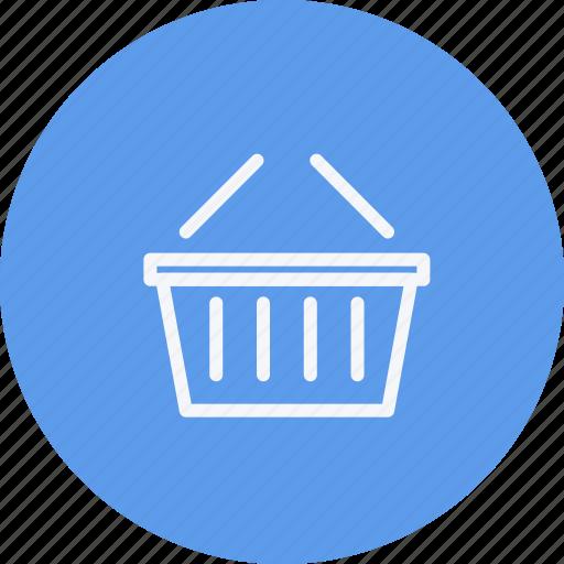 bag, basket, buy, ecommerce, money, shipping, shopping icon