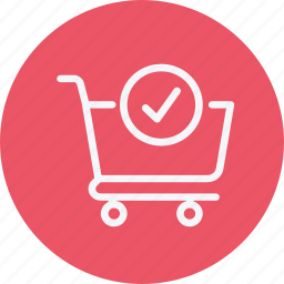 bag, buy, cart, delivery, ecommerce, shopping, transport icon