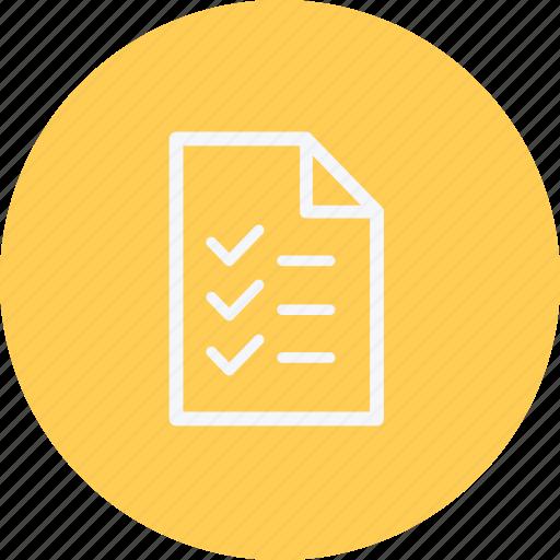 check, checklist, delivery, list, price, sale, shopping icon