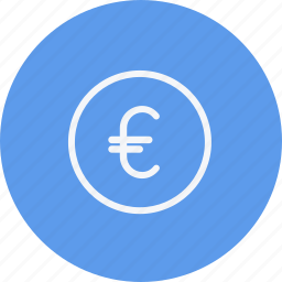 coin, currency, euro, finance, money, payment, sign icon