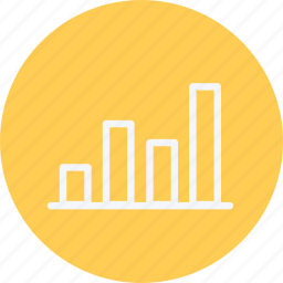 analytics, chart, data, graph, growth, pie, report icon