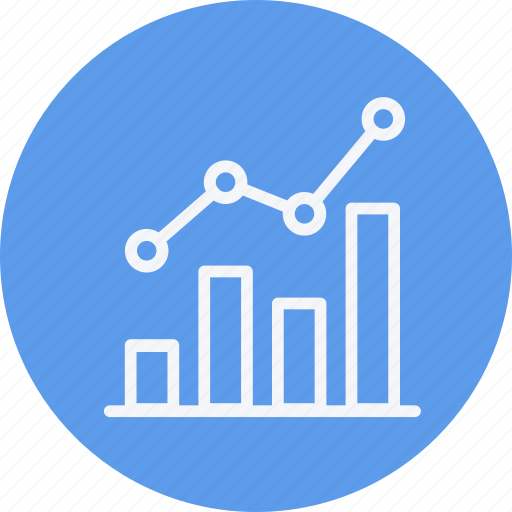analysis, business, chart, finance, graph, growth, stats icon