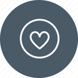 feelings, gift, love, present, romance, romantic, valentines icon