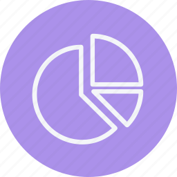 analytics, business, chart, finance, growth, pie, statistics icon