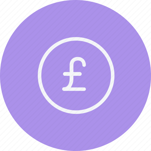currency, finance, financial, money, payment, pound, sign icon
