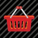 basket, bag, sale, shipping, shopping