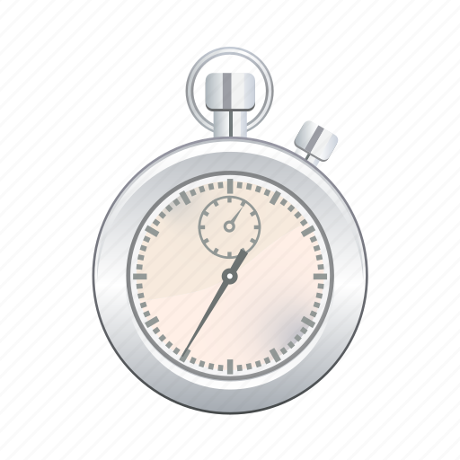 clock, stopwatch, time, timer, watch icon