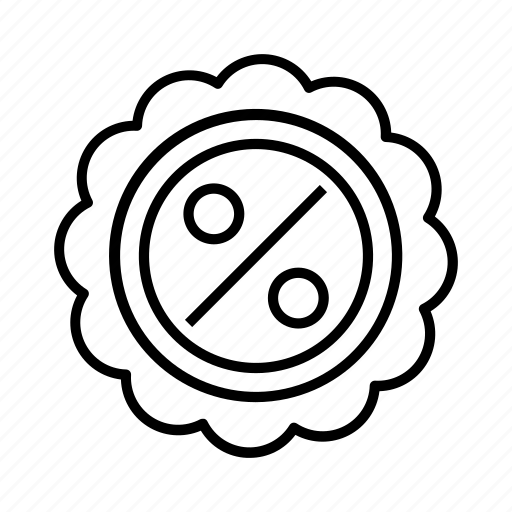 badge, discount, rebate icon