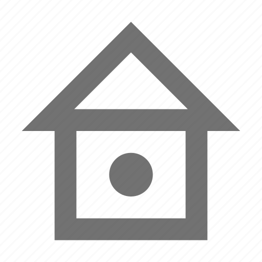 cottage, home, house, hut, shed icon