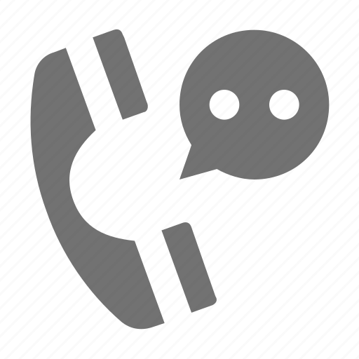 call, phone receiver, receiver, talk, telecommunication icon