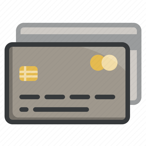 bank, card, credit, creditcard, money, payment, shopping icon
