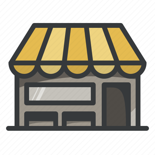 commerce, market, sell, shop, shopping, store, storefront icon