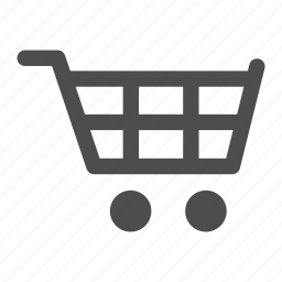 buy, cart, commerce, ecommerce, empty, sell, shopping icon