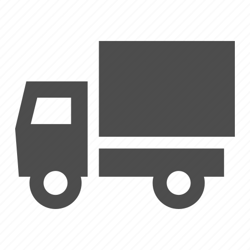 delivery, logistics, shipping, shopping, transportation, truck, vehicle icon