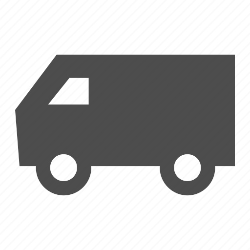delivery, ecommerce, logistics, shipping, transportation, van, vehicle icon