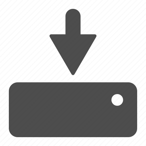 arrow, buy, download, ecommerce, yps icon