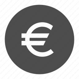 bank, business, commerce, currency, ecommerce, euro, money icon