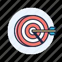 arrow, goal, seo, target