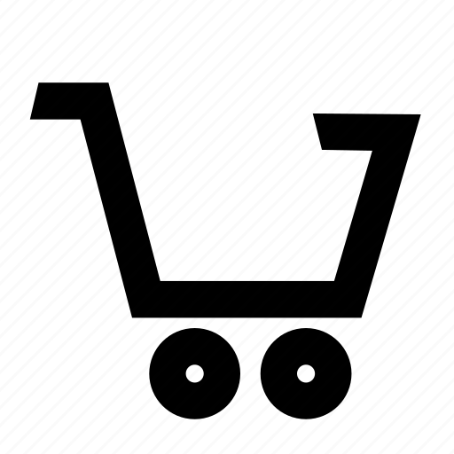 cart, checkout, empty, grocery, shopping icon
