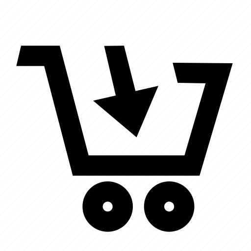 add item, cart, checkout, enter, grocery icon