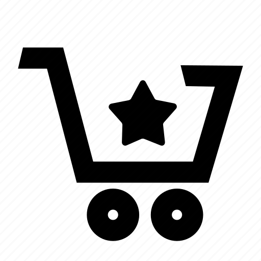 cart, checkout, favorite, grocery, shopping icon