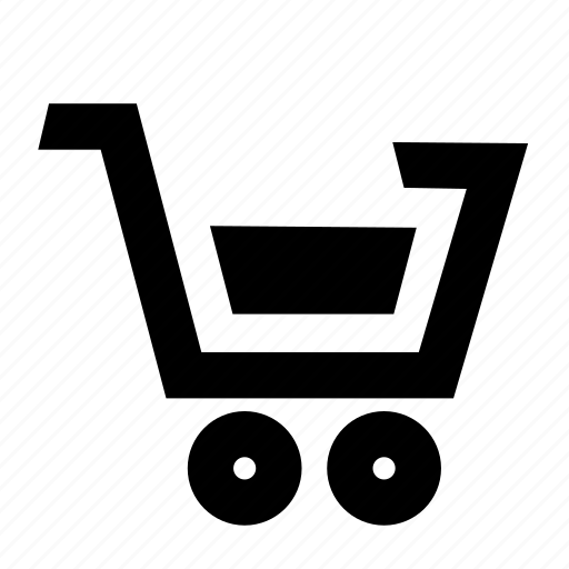 cart, checkout, full, grocery, shopping icon