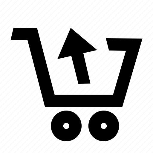 cart, checkout, grocery, remove, shopping icon