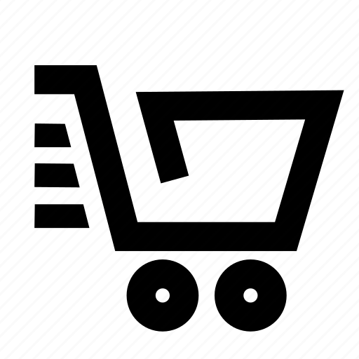 cart, checkout, fast, grocery, shopping icon