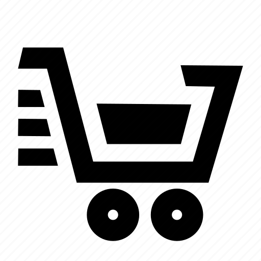 cart, checkout, fast, full, shopping icon