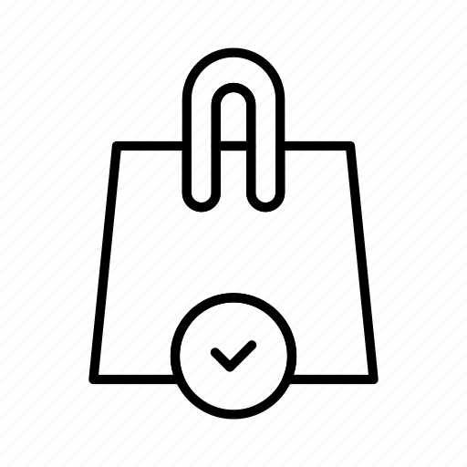 bag, buy, ecommerce, shop, shopping cart icon