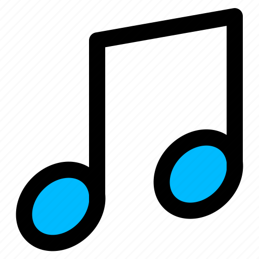 audio, music, notes, songs, tools icon