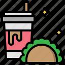 cheese, fast, food, junk, menu, sandwich icon