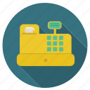 cash, cashier, payment, shopping icon