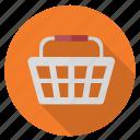 basket, shopping, ecommerce, shop