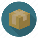box, shipping, shopping icon