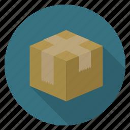 box, shipping, shopping icon