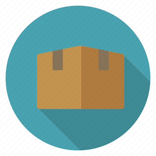 box, commerce, shipping, shopping icon
