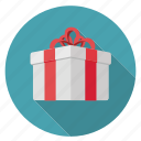 box, gift, shopping icon