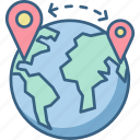 gps, location, maps, country, map, national, world