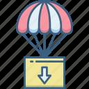 air, balloon, hot, sky